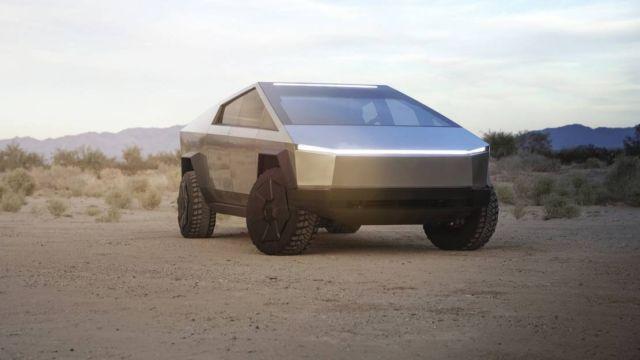 Tesla Cybertruck (9)