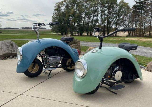 Volkspods mini bikes