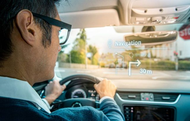Bosch Smartglasses Light Drive