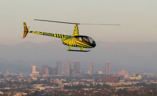 First Commercial Self-Flying Helicopter