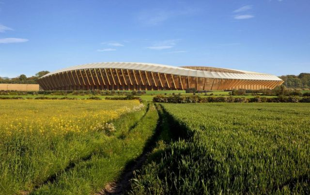 Forest Green Rovers Eco Park wooden stadium (4)