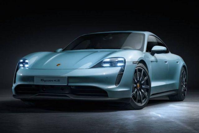 Porsche 2020 Taycan