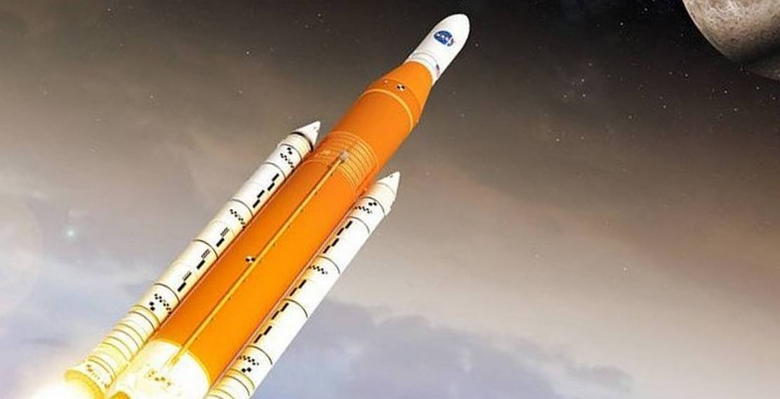 Space Launch System (SLS) rocket (4)