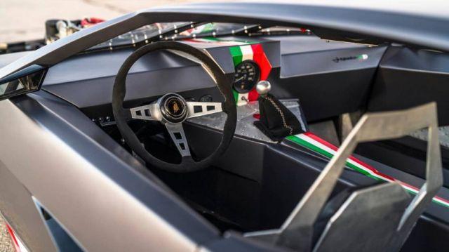 Lamborghini 1968 Espada Rat Rod (5)