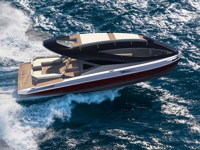 Lazzarini F33 Spaziale Yacht (6)