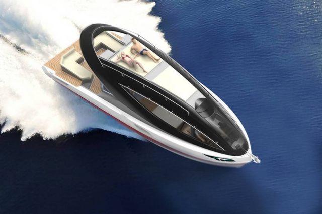 Lazzarini F33 Spaziale Yacht (5)