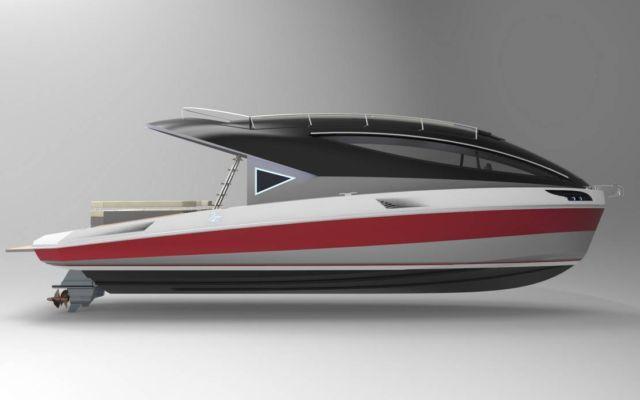 Lazzarini F33 Spaziale Yacht (4)