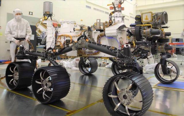 Mars 2020 Rover (3)