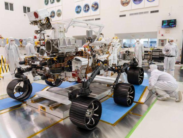 Mars 2020 Rover (2)