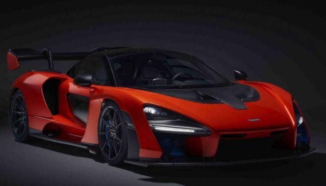 McLaren Hybrid Tech