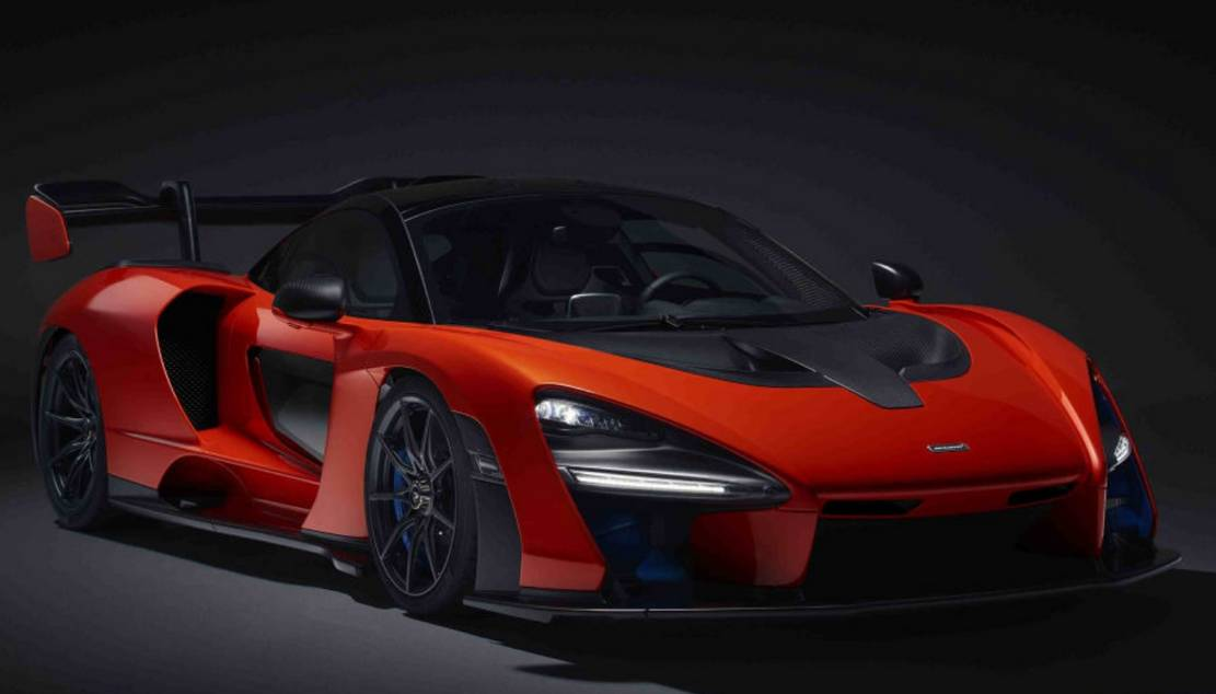 McLaren Hybrid Tech to create world's quickest car
