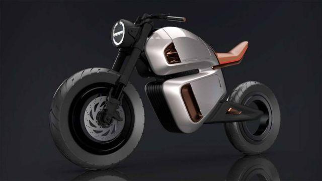 NAWA Hybrid e-motorbike (3)