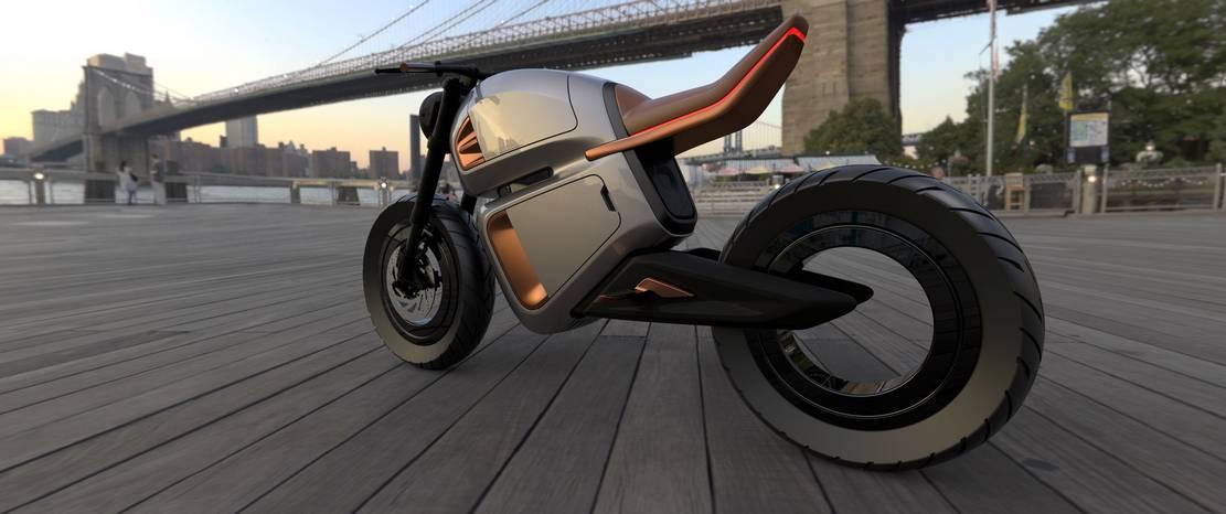 NAWA Hybrid e-motorbike (1)