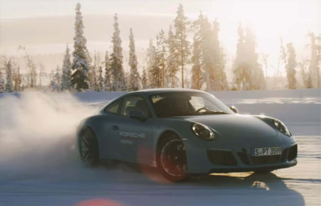 Porsche Ice Experience 2019 1