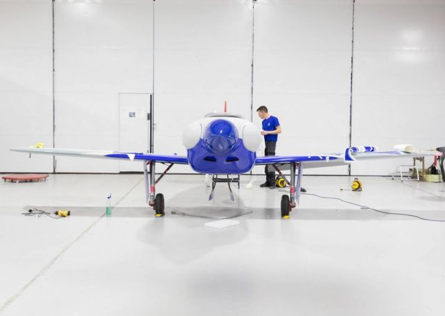 Rolls-Royce electric plane (2)
