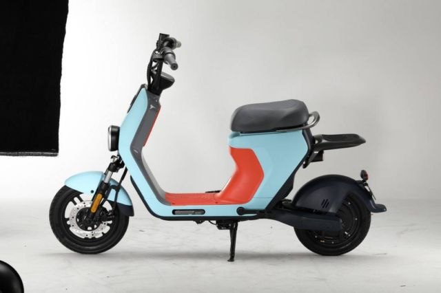 Segway-Ninebot electric scooters and motorcycle (3)