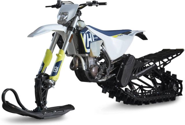 Snowrider Snowbike kit