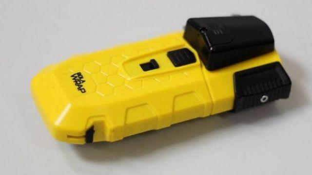 BolaWrap new Police gadget