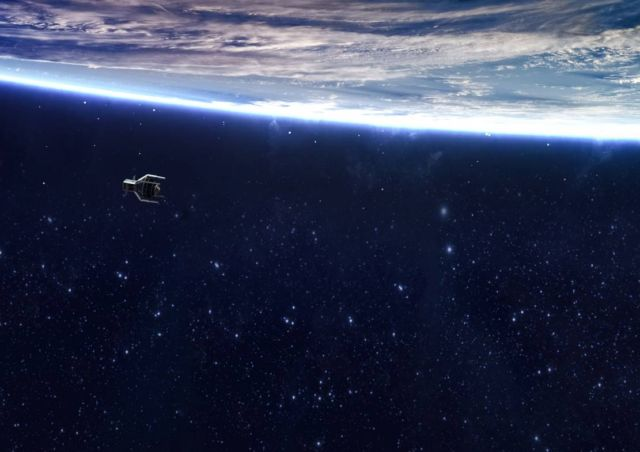 World-first Space Debris removal mission (3)