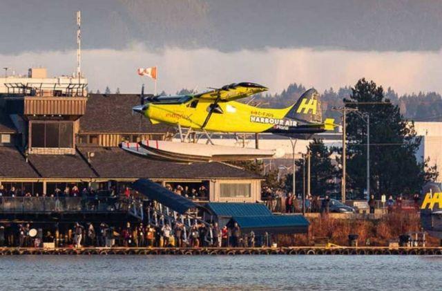 "Harbour Air's ""eBeaver"""