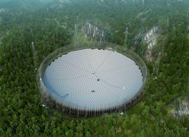 China's FAST Radio Telescope