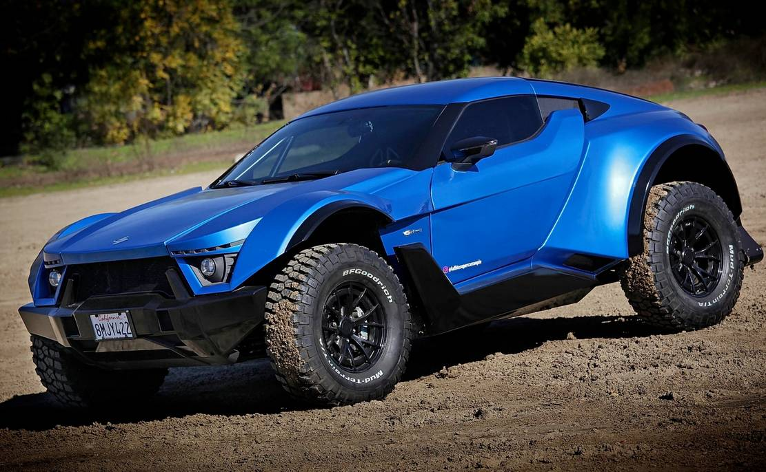 Laffite X-Road all-terrain supercar (6)
