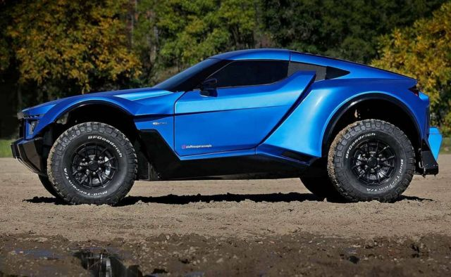 Laffite X-Road all-terrain supercar (4)