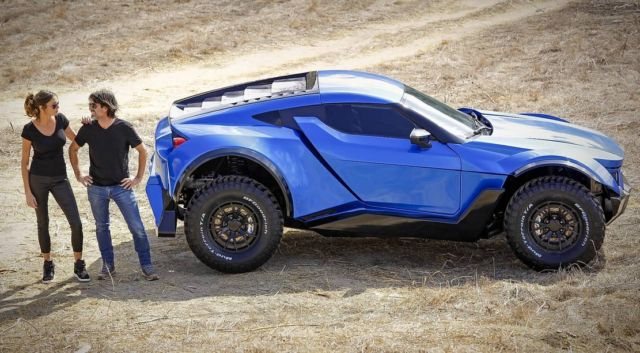 Laffite X-Road all-terrain supercar (2)
