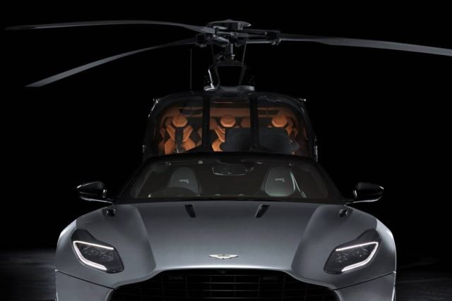 Airbus - Aston Martin ACH130 Helicopter (6)
