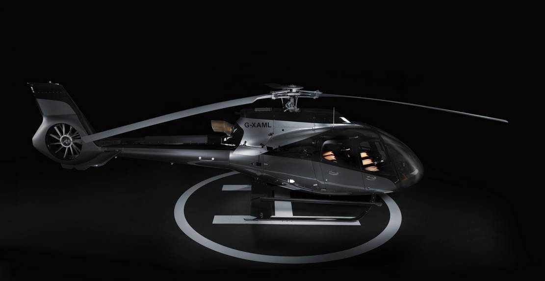 Airbus - Aston Martin ACH130 Helicopter (1)