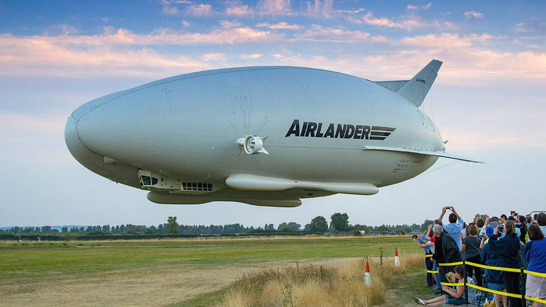 Airlander 10 production model