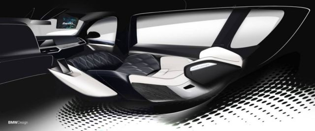 BMW ZeroG Lounger for smart cars (2)