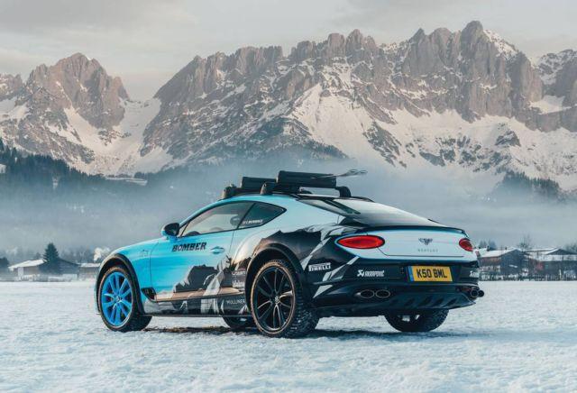 Bentley Continental GT Ice Race (6)