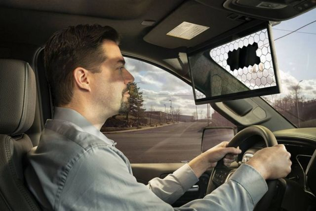 Bosch's Virtual Visor (1)