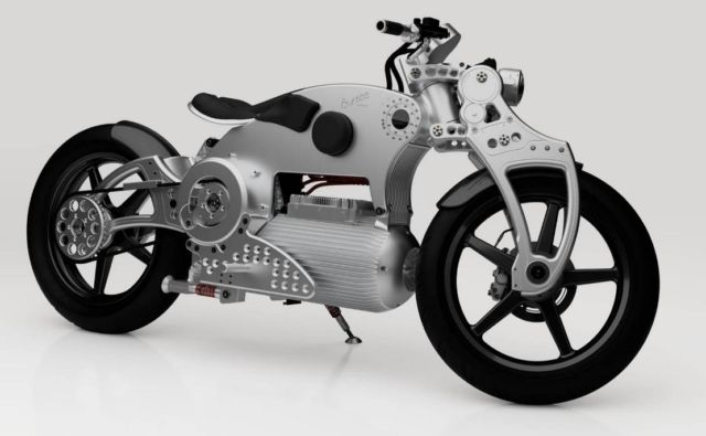 Curtiss Hades 1 Pure Motorcycle
