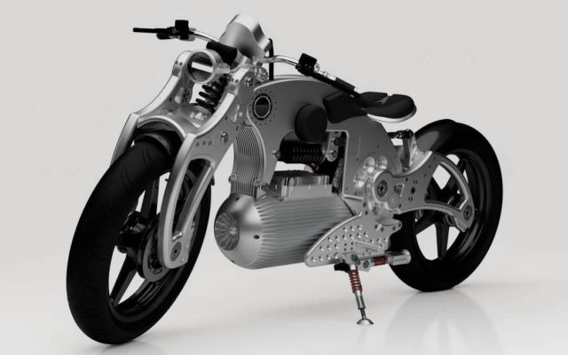 Curtiss Hades 1 Pure Motorcycle (8)