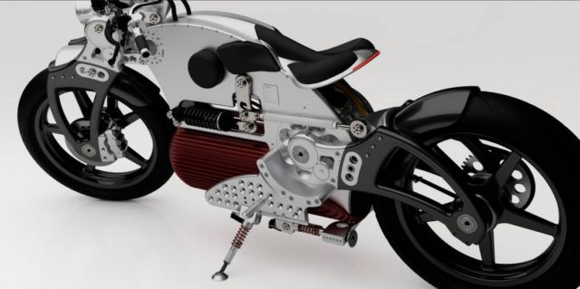 Curtiss Hades 1 Pure Motorcycle (5)