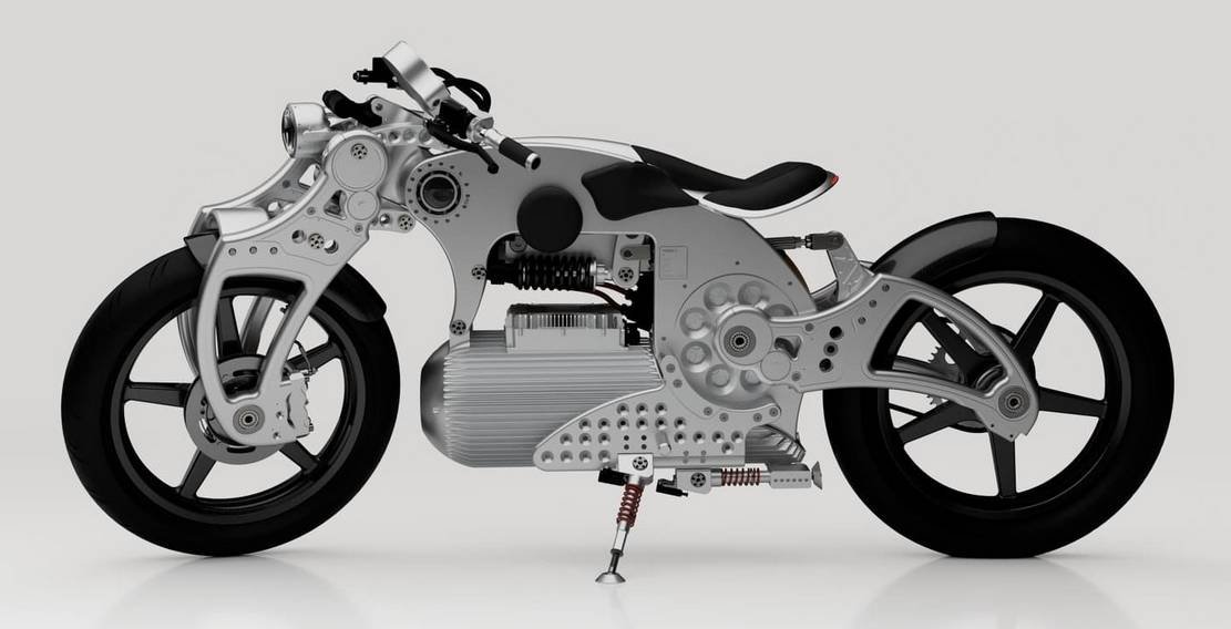 Curtiss Hades 1 Pure Motorcycle (1)