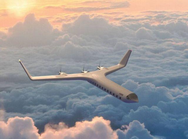 HER0 Zero Emission Plane