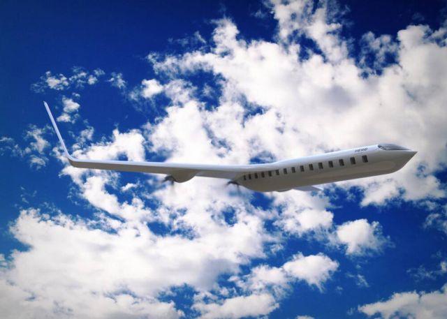HER0 Zero Emission Passenger Plane (6)