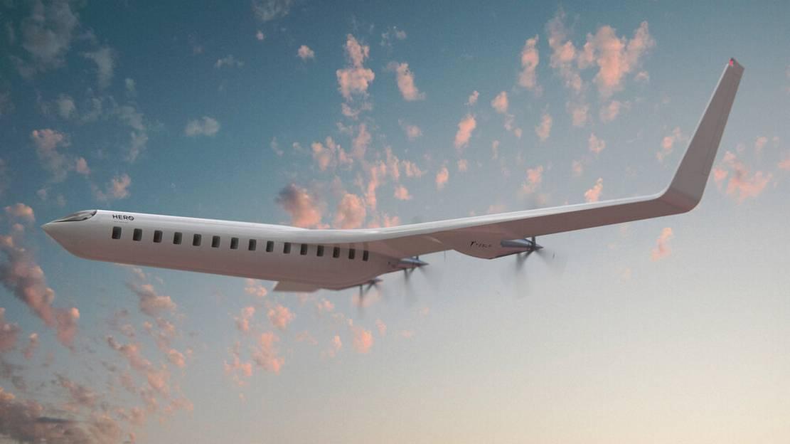 HER0 Zero Emission Passenger Plane (3)