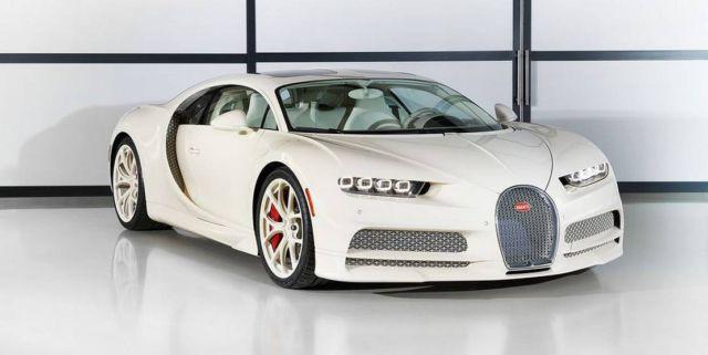 Hermès Edition Bugatti Chiron