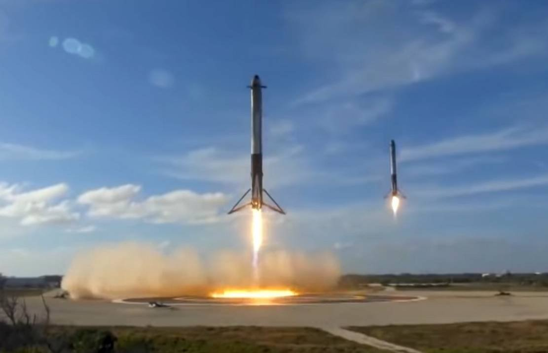 How SpaceX Lands Rockets with amazing Accuracy