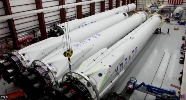 Falcon 9 rocket (3)
