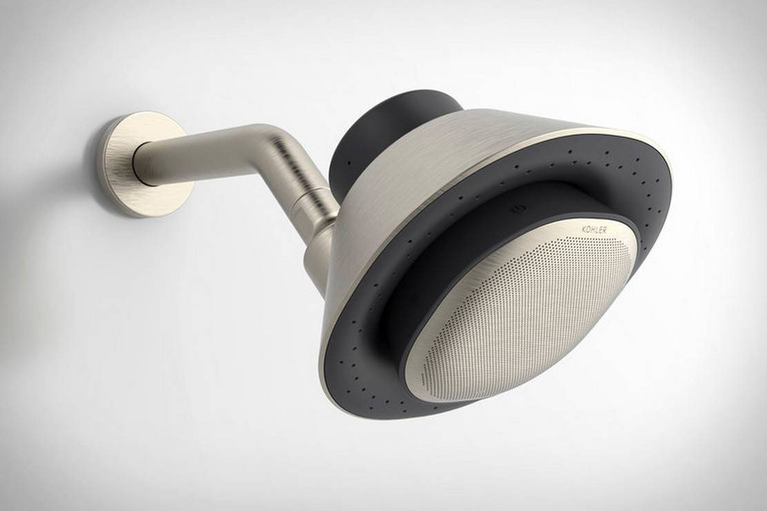 Kohler Moxie Smart Showerhead Speaker