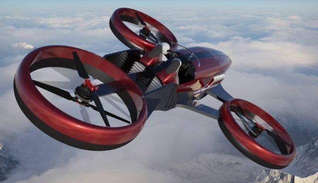 Lazzarini Formula Drone Concept ONE (2)