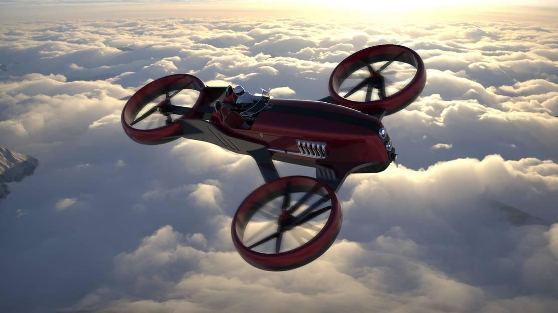 Lazzarini Formula Drone Concept ONE (1)