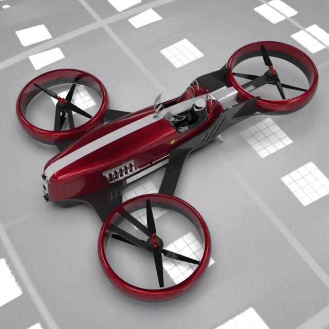 Lazzarini Formula Drone Concept ONE (9)