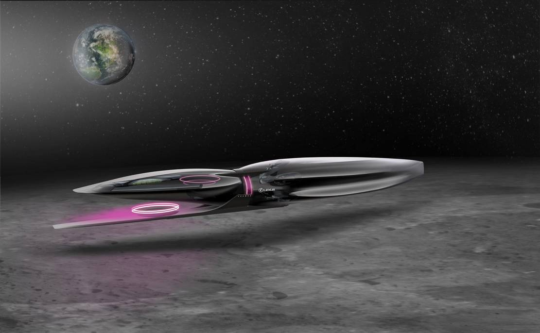Lexus Moon Mobility Concept (7)