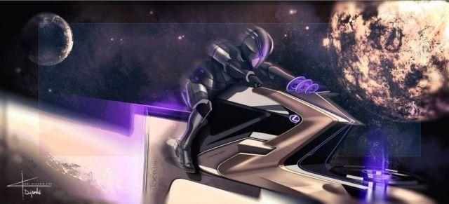 Lexus Moon Mobility Concept (2)